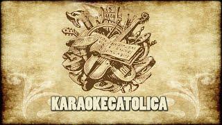 Karaoke Virgencita Bendice Estos Dones