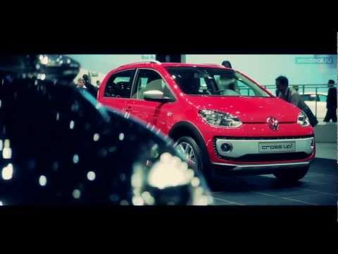 Обзор Volkswagen cross up!
