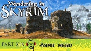 ASMR Whisper | Wandering in Skyrim | XIX
