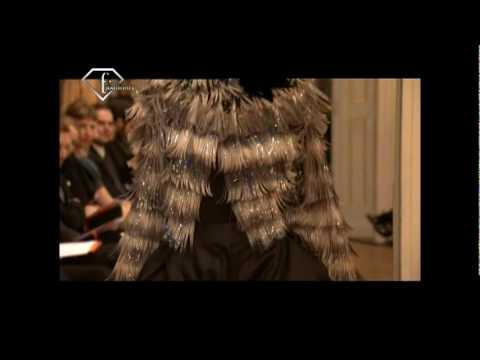 fashiontv | FTV.com - TALBOT RUNHOF show PARIS FALL WINTER 2008 2009