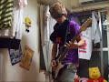 トトロックを簡単にアレンジして弾いてみました。ちょっと音ズレ有;;