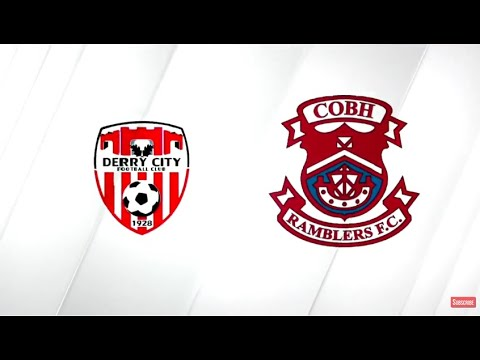 HIGHLIGHTS: Derry City 3-1 Cobh Ramblers