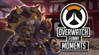"""The only """"funniest moments"""" Overwatch video you'll ever need to see."""