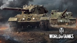 World of Tanks : Швеция - Strv fm/21