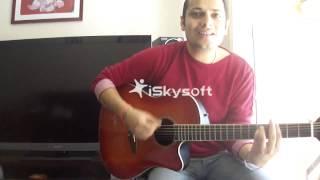 download lagu Kabhi Kabhi Aditi Guitar Lesson gratis