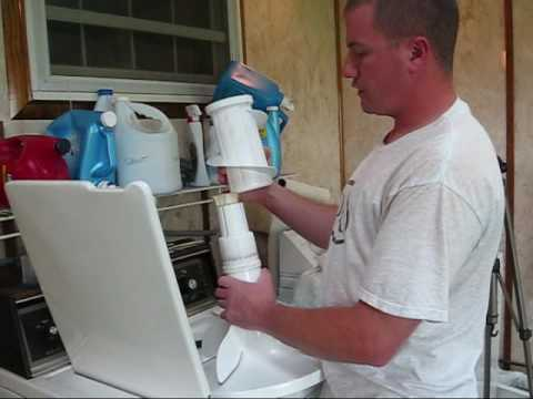 Broken Whirlpool/Kenmore Washing Machine Agitator Fix