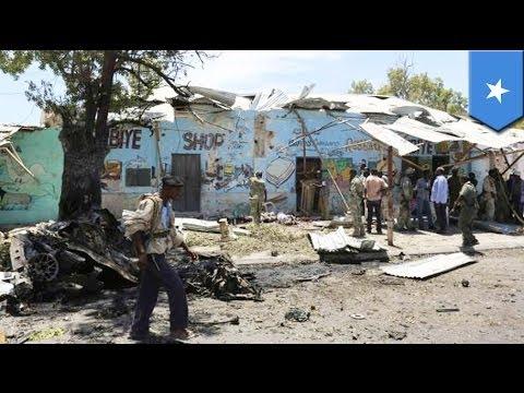 Car bomb in Somali capital killed 11