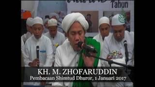 Guru Udin Pembacaan Maulid (Maulid), 1 Januari 2017 | Nurul Amin Samarinda