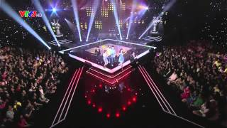 [HD] Top 5 Team Thanh Bùi - Stand by me - The Voice Kid 2013