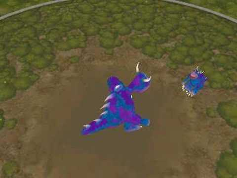 Spore Creature Creator - James P Sullivan (Sully) Video