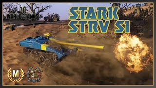 World of Tanks // Stark Strv S1 // Ace Tanker // Confederate // Xbox One