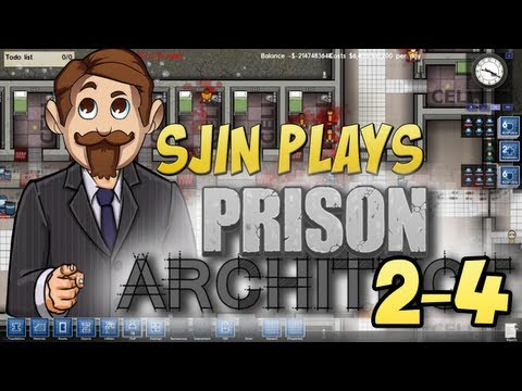 Prison Architect - 2 - 4: Prison Break