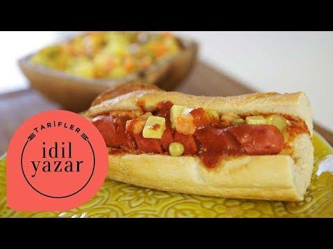 Goralı Sandviç Nasıl Yapılır? - İdil Tatari - Yemek Tarifleri