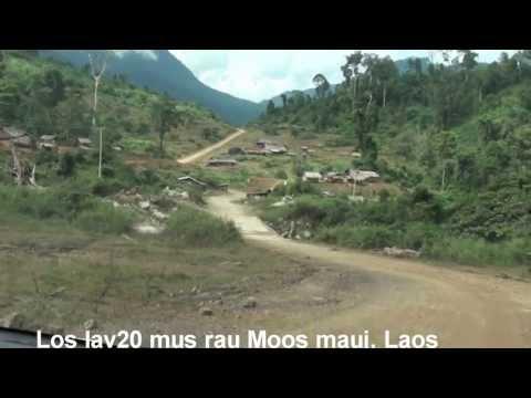 Dec 2012, Zos Moos Mauj, Laos