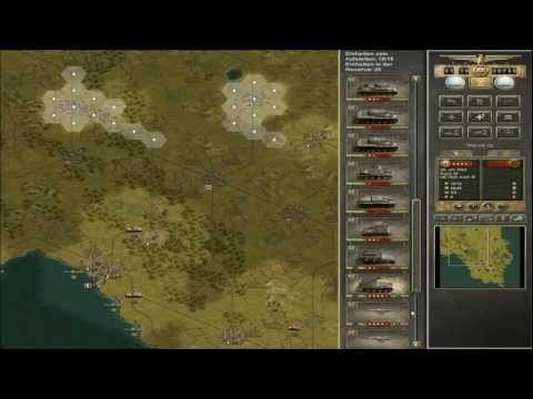 Let´s play Panzer Corps: Syracus (Grand Campaign West 42-43)