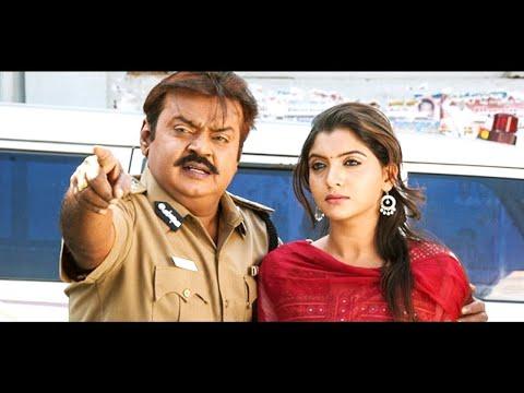 Captain Vijayakanth In Mega Hit Action Tamil Movie Full Hd| Vaanchinathan| Vijayakanth, Sakshi, thumbnail