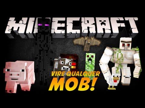 Vilhena Mostra Mods! #vire Qualquer Mob! - Shape Shifter Z video