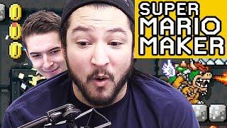 HAND SWEAT INSECURITIES - SUPER MARIO MAKER