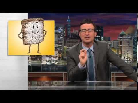 John Oliver On Misleading Labeling Of Food Products video