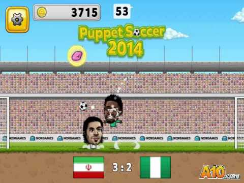 #1.Gra Ze Stiflerem : Piłka Nożna Gra Marionetek