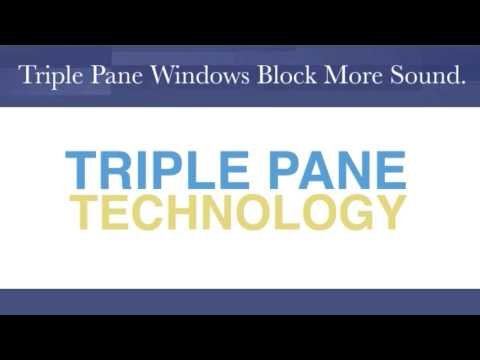 Energy Efficient Replacement Windows Charles City IA | 641-423-3234 | Triple Pane Sound Control