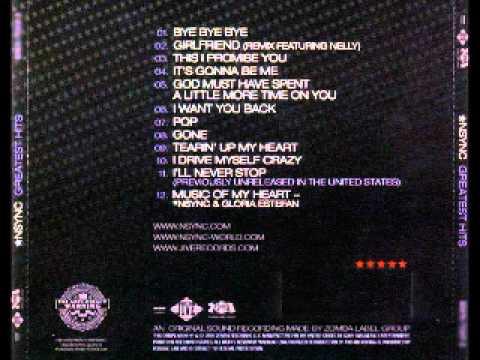 'N Sync - Greatest Hits (album)