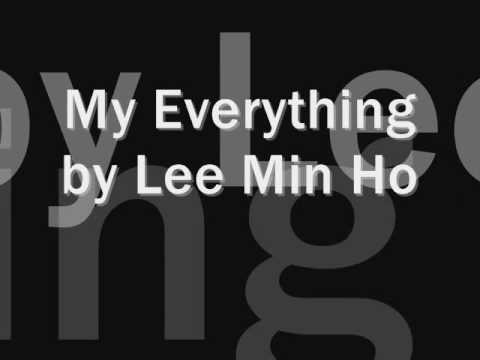 My Everything (boys Over Flowers Ost) Lyrics video