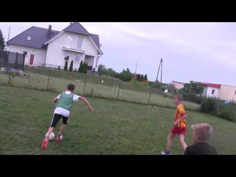 CZ19-Urodzinowy Turniej Gutek Cup-Kruszyn Arena 27.06.16-Zieloni vs Kolorowi I połowa
