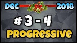 # 3 - 4   95 wpm   Progressive Shorthand   December 2018
