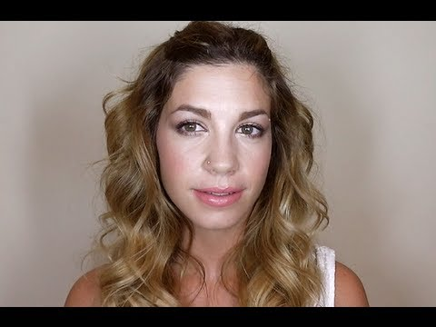 Tutorial para que logres un maquillaje natural al estilo