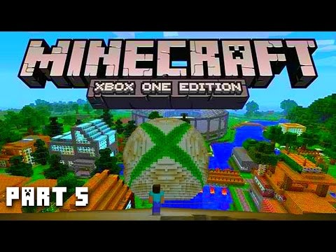 Minecraft XBOX ONE Adventure Part 5 (Next Gen Minecraft PS4 / Minecraft Xbox One)