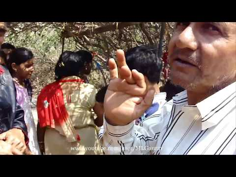 God Place (lord Krishna) Nidhivan Vrindavan Forest, Krishna Rasleela Part - 3 video