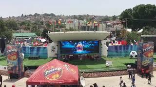 Haiti Video : Ou ka gade match Coupe du Monde 2018 yo live sou Champs-de-Mars