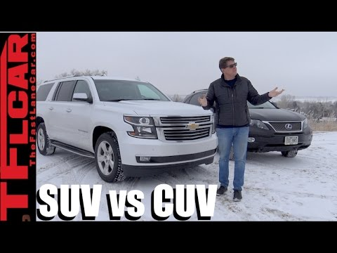 watch What S The Difference Between A Crossover  Sport Utility Vehicle Suv  Cuv Explained video