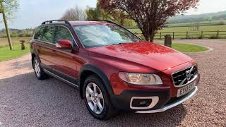 For Sale Volvo XC70 2.5 D5 ES AWD Manual Estate
