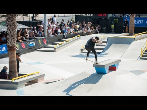 Barcelona Street League Pro Open 2017
