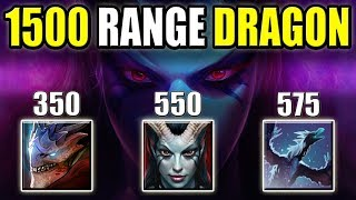 1.5k Range Double Dragon Build [Dragon which can Fly] Dota 2 Ability Draft