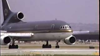 Royal Jordanian Airline Lockheed L-1011-385-3 TriStar 500