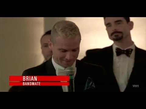 Backstreet Boys - Toast At Nick's Wedding