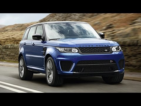 Range Rover Sport SVR Now On Sale In India