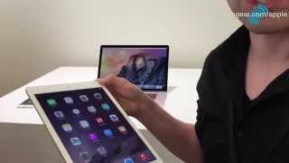 iPad Air 2 and iPad mini 3 hands on