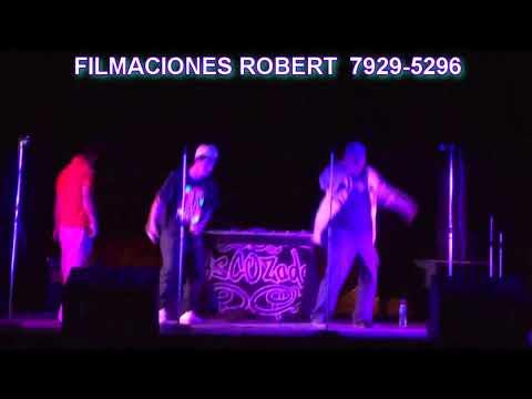 MC BACTERIA PRSENTACION EN LA PALMA (2014)