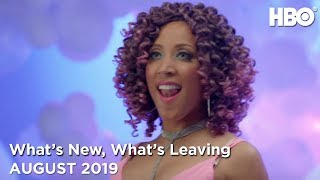 HBO: What's New and What's Leaving in August 2019 | HBO