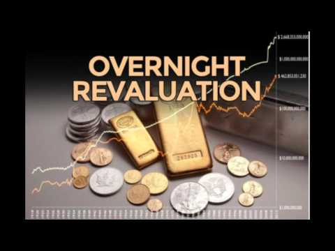 Attention Millenials, Venezuela Collapse - Gold Revaluation & Silver Rising