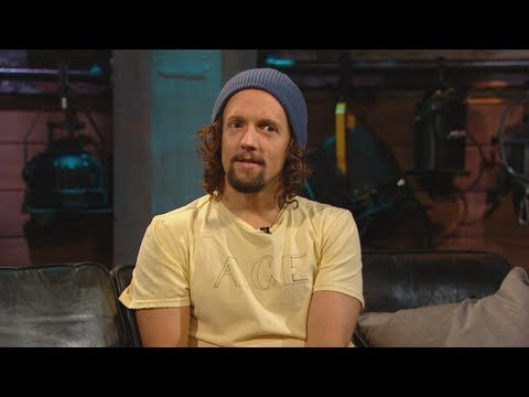 Jason Mraz Arrested for Bob Dylan - Tour Stories