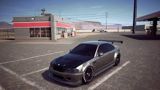 Need for Speed Payback | BMW M3 E46 (upgrade)