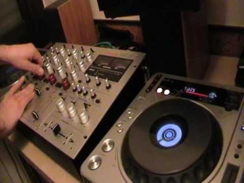 Vestax Pmc Vestax Pmc-cx dj Mixing 1/2
