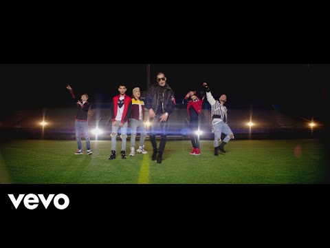 """Pinto """"Wahin"""" - 24 Horas (Official HDR Video) ft. CNCO"""