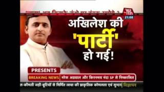 Samajwadi Party crisis: Akhilesh Yadav is new party chief, Mulayam Singh expels Ramgopal