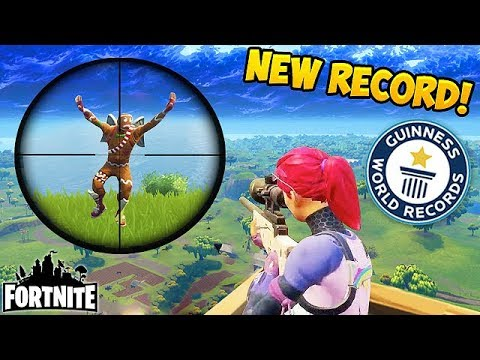 New World Record Snipe Fortnite Funny Fails And Wtf Moments